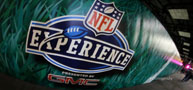 NFL Experience at the 2012 Super Bowl in Indianapolis