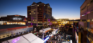 2012 Indianapolis Super Bowl Village Nightlife