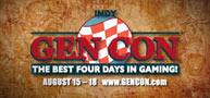 Gen Con Indy 2013 - Roll For Initiative!