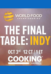 Final Table Indy