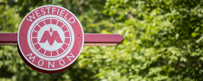 Westfield Monon Sign
