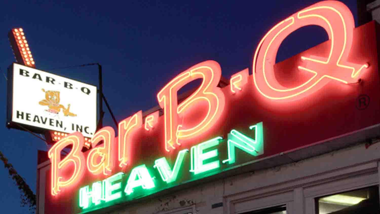 Bar-B-Q Heaven