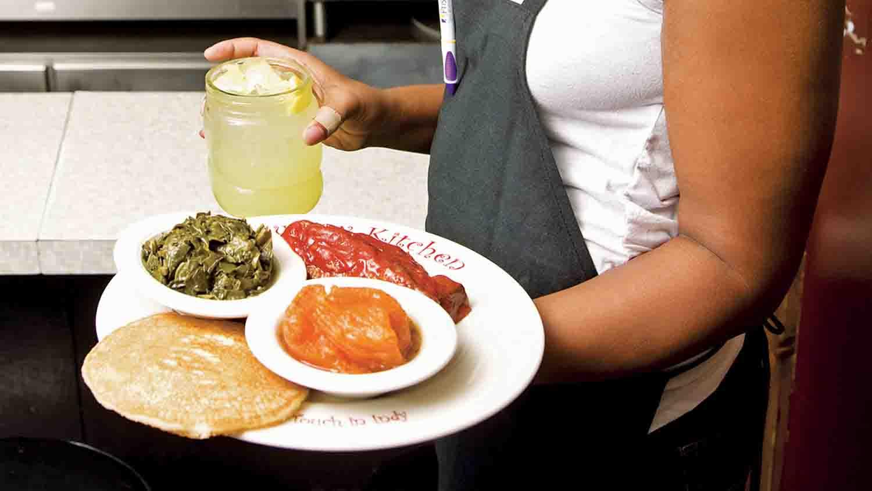 Kountry Kitchen Soulfood Place