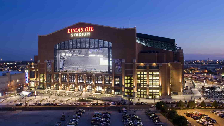 Lucas Oil Stadium - Indianapolis Colts