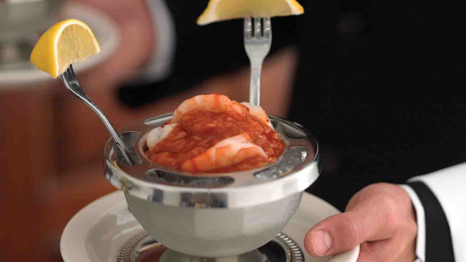 St. Elmo Shrimp Cocktail Sauce