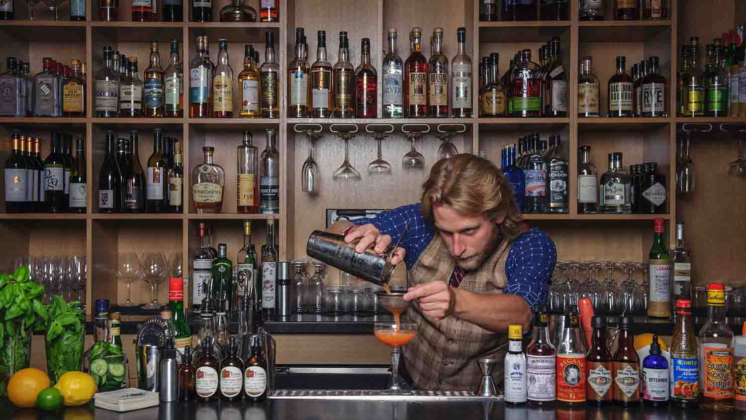 Libertine Liquor Bar