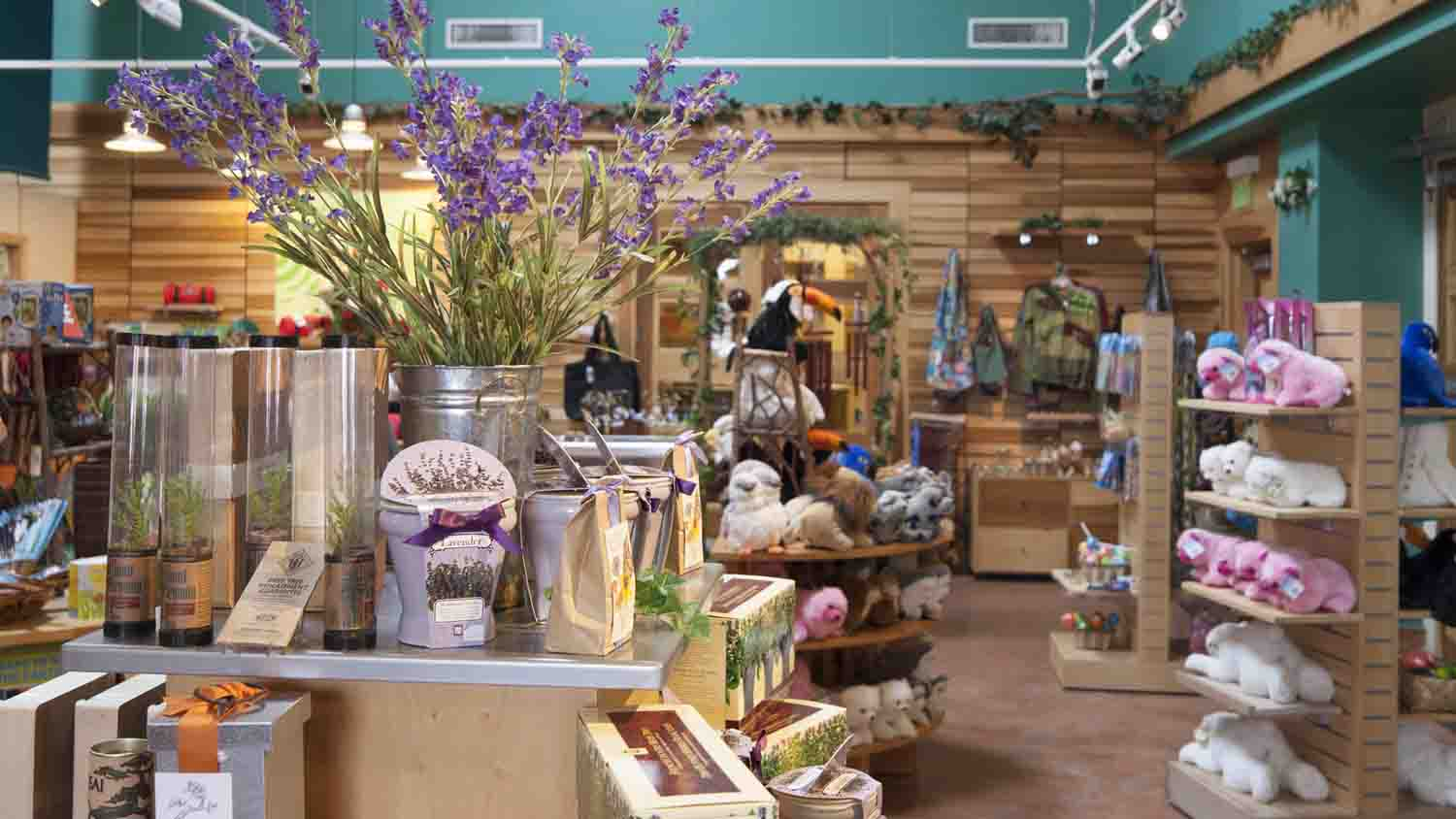 White River State Park Gift Shop