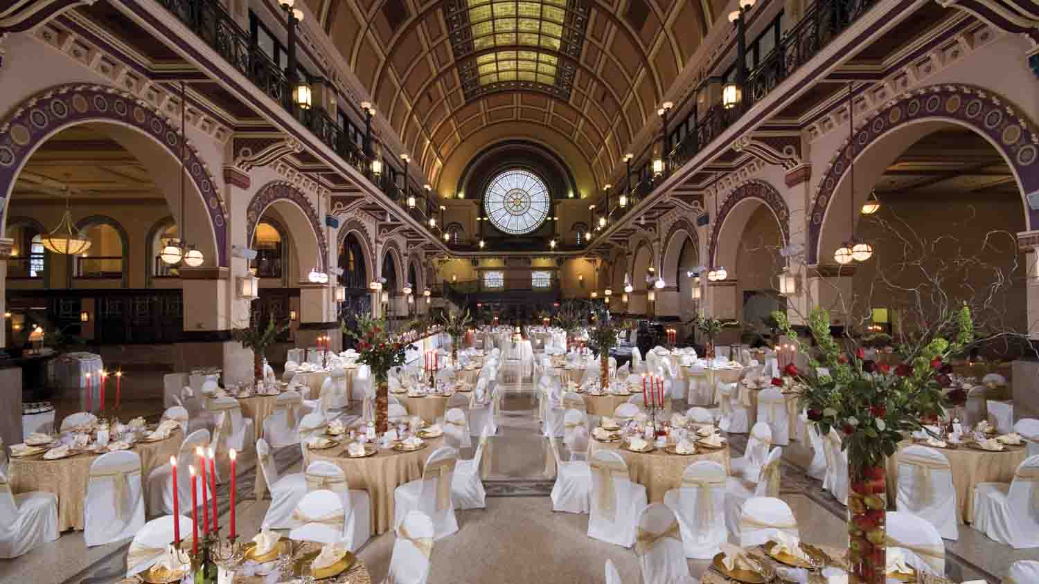 Grand Hall at Historic Union Station
