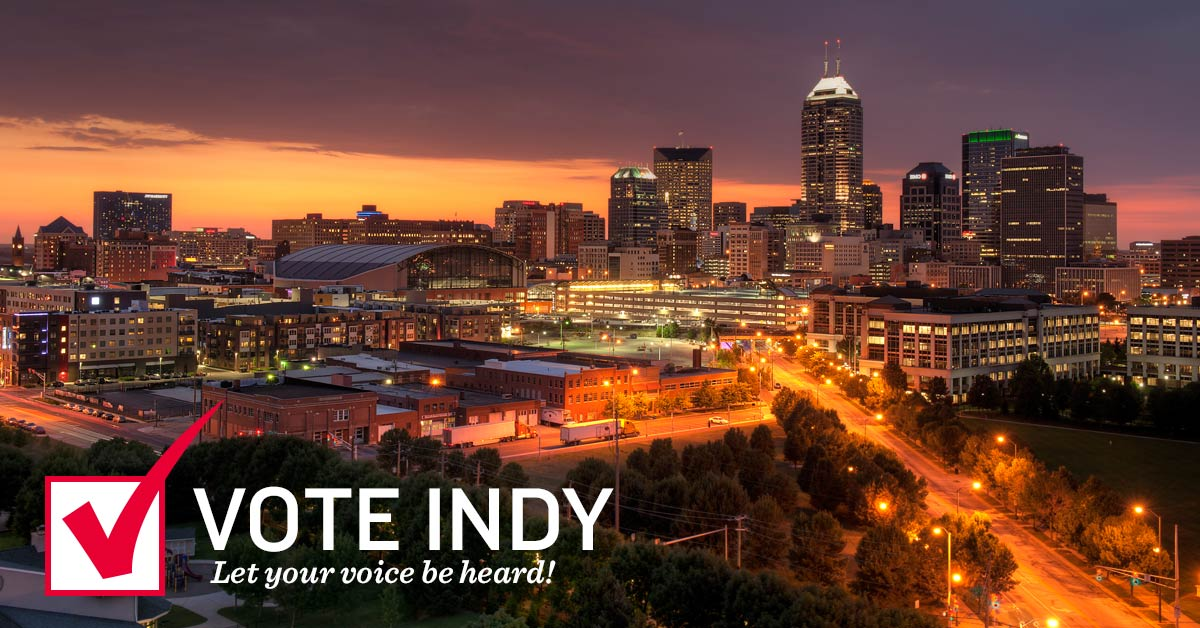 Vote Indy your favorite city
