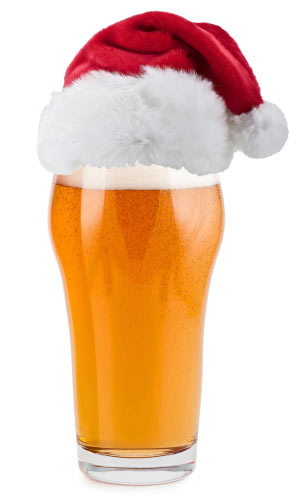 All I Want for Christmas is a Tasty Beer