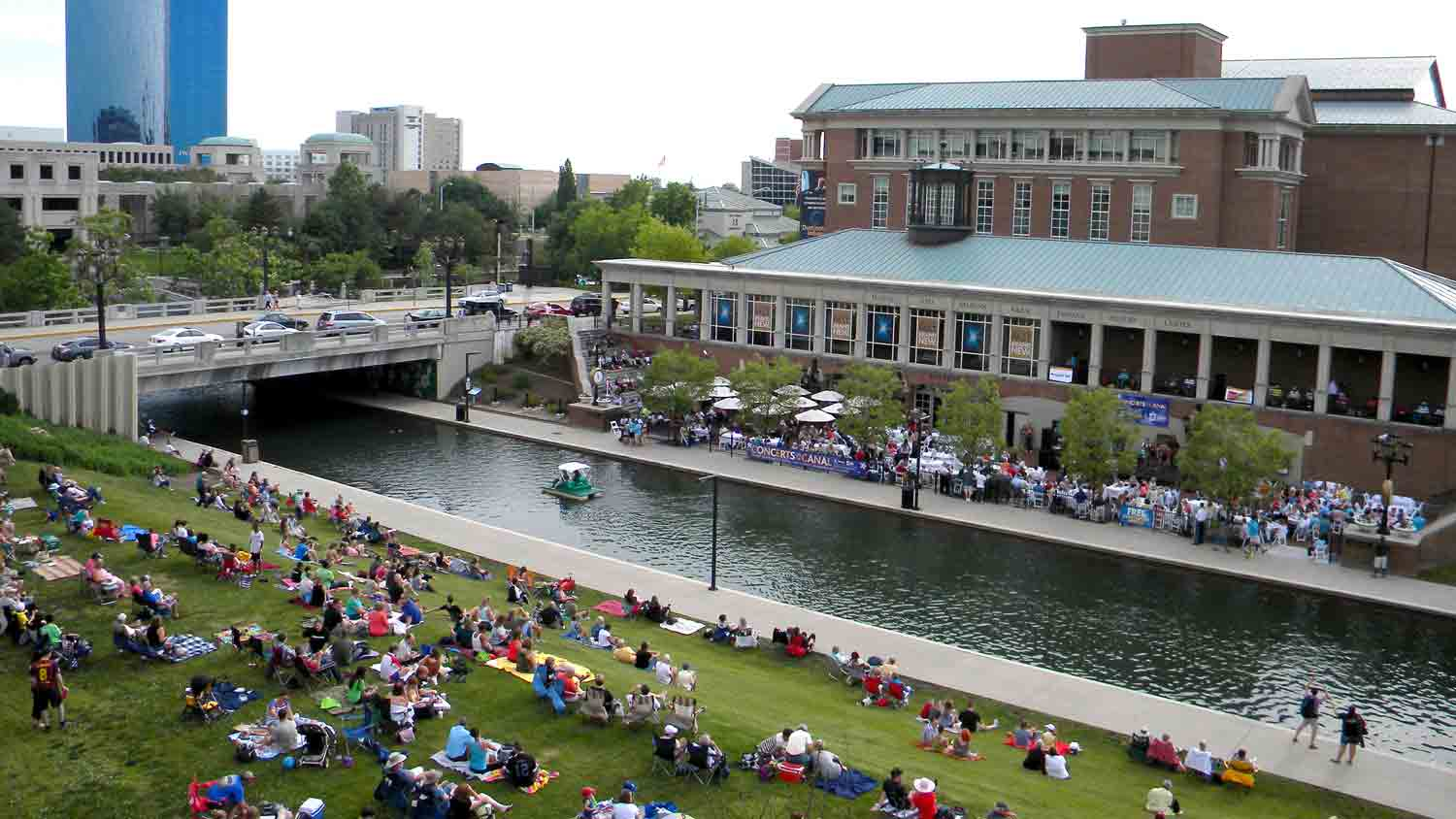 Concerts on the Canal