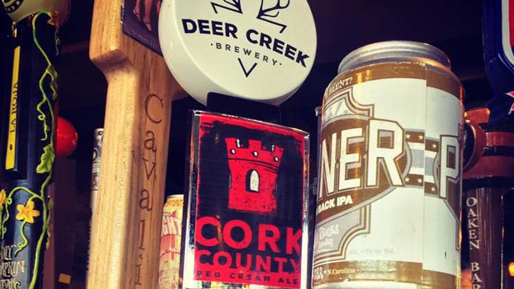 Deer Creek Brewery