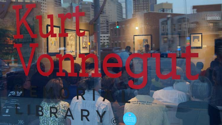 Vonnegut Library