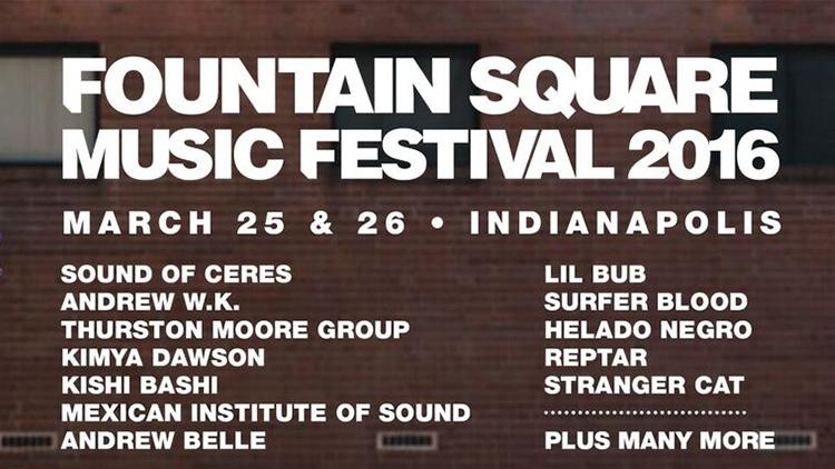 Fountain Square Music Fest