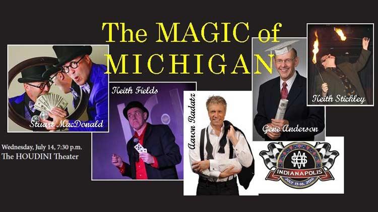 The Magic of Michigan