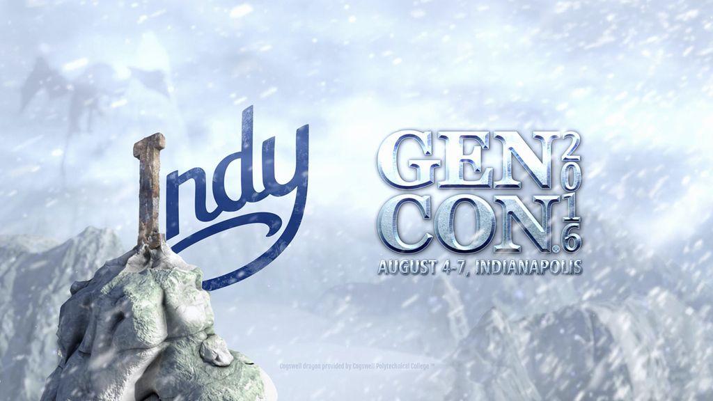 Gen Con in Indianapolis