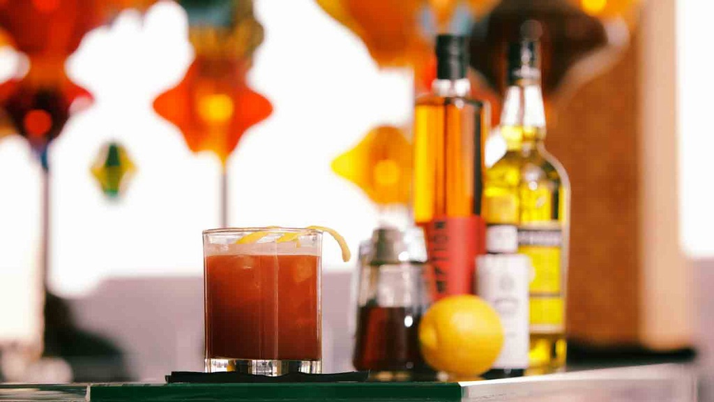 Craft Cocktails in Indy