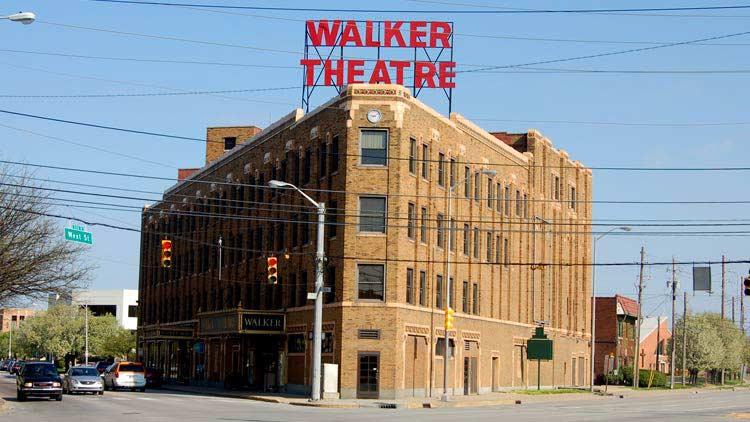 Madam Walker Theatre