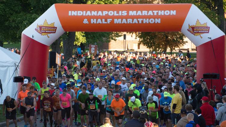 Indy Half Marathon