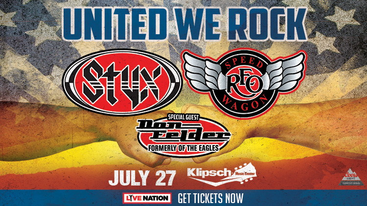 Styx, REO Speedwagon, and Don Fedler