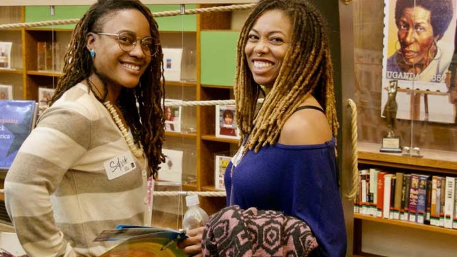 Center for Black Literature and Culture
