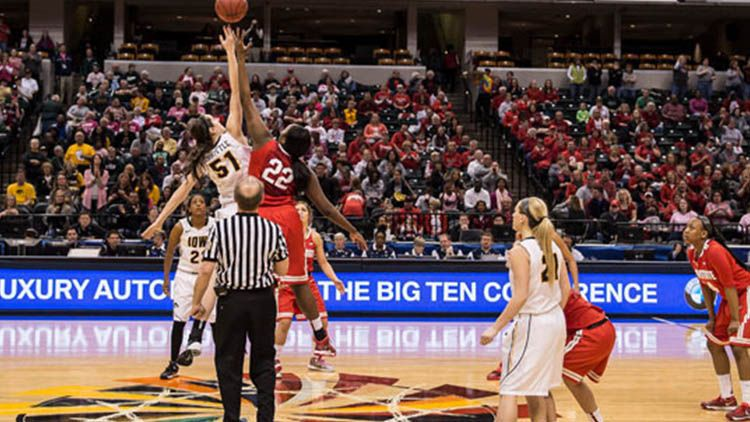 Big Ten Women's Championship in Indianapolis