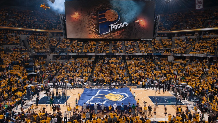 Pacers Playoffs