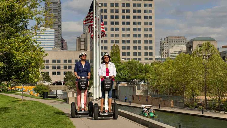 Segway Tours of Indiana