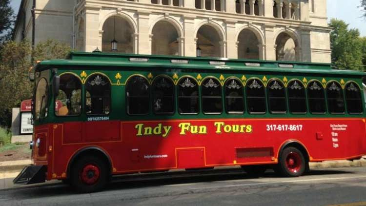 Indy Fun Trolley