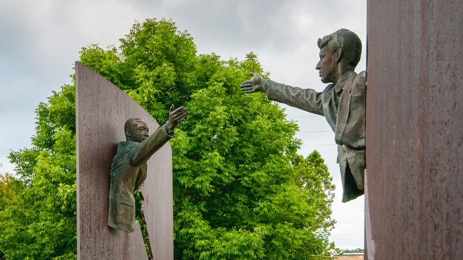 Landmark for Peace