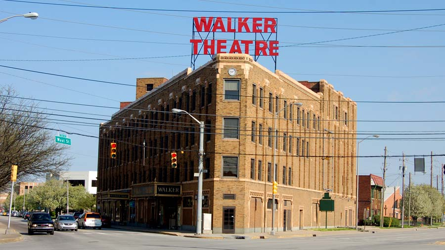 Madame Walker Theatre