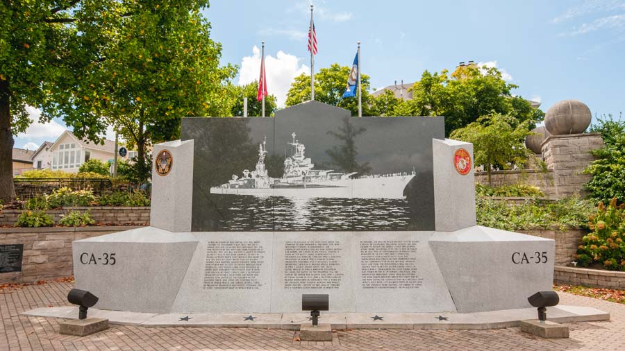 USS Indianapolis Memorial