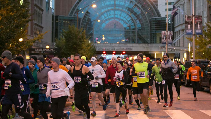 Monumental Marathon