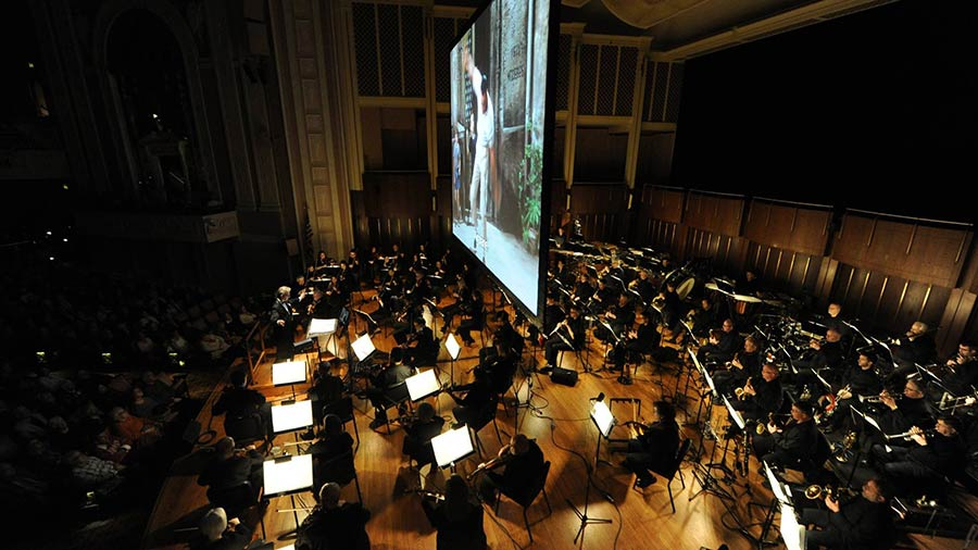 Indianapolis Symphony Orchestra Film Series