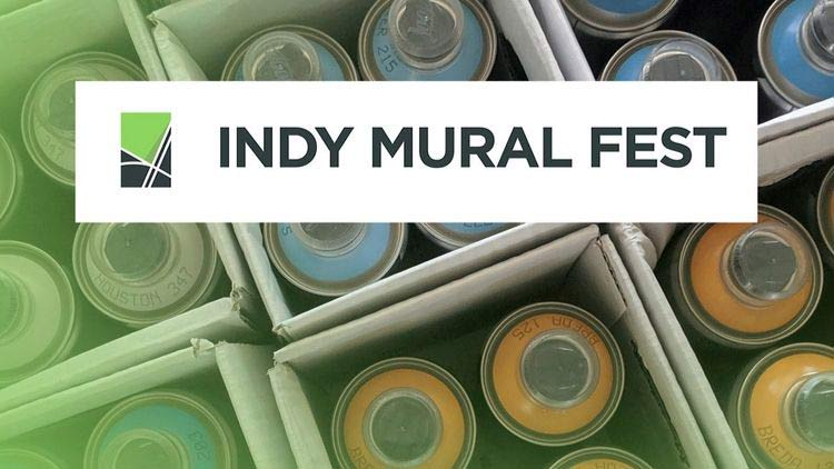 Indy Mural Fest Promo