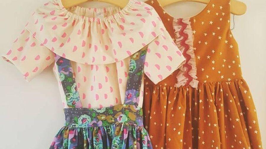 Shop Neon Violet girls clothes