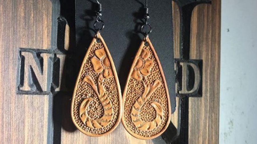 Skin Peddler earrings