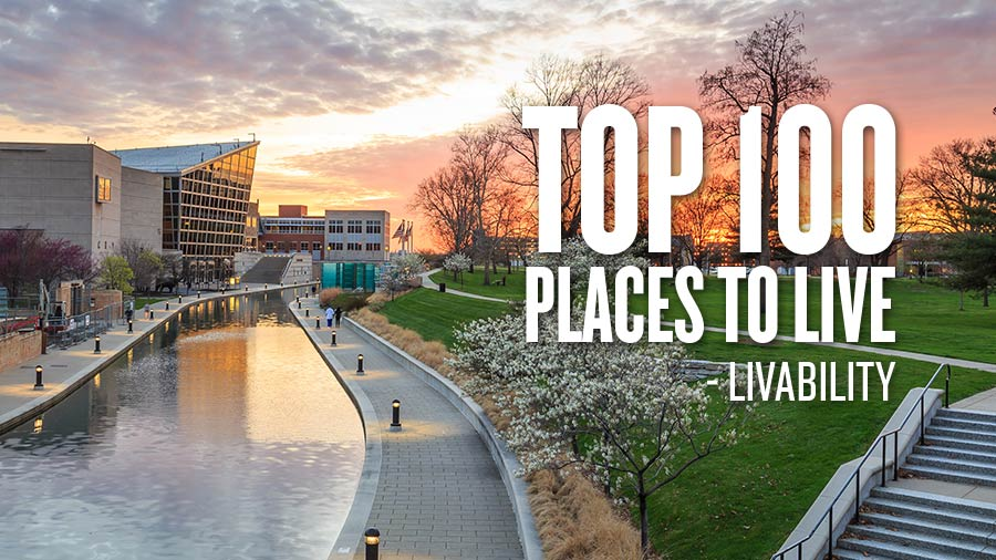 Livability Names Indy a Great Place to Live