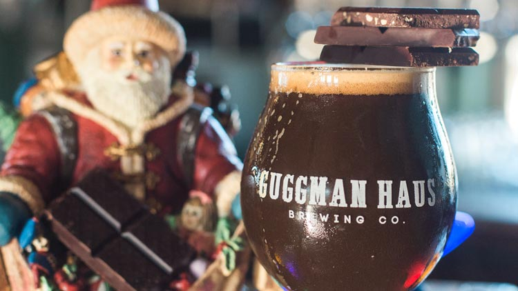 Guggman Haus Brewing