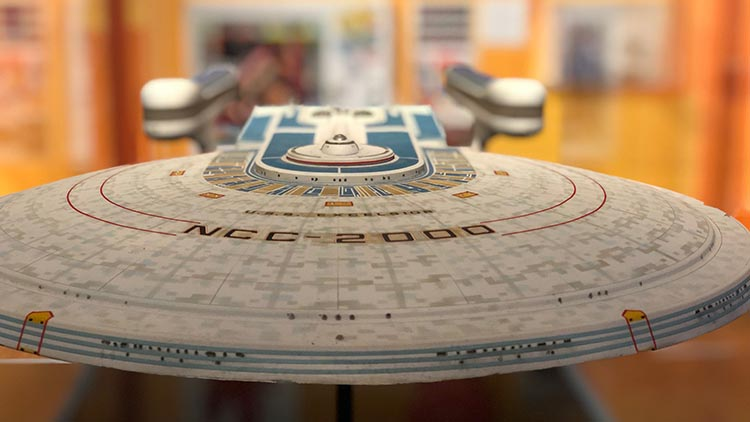 Star Trek at The Children's Museum of Indianapolis