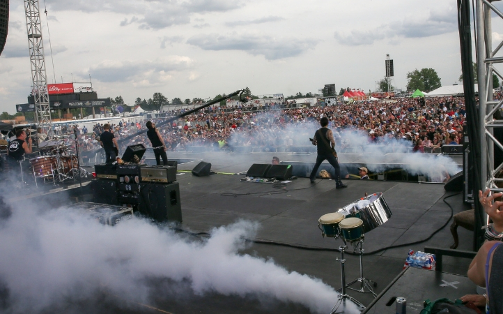 Carb Day Performance