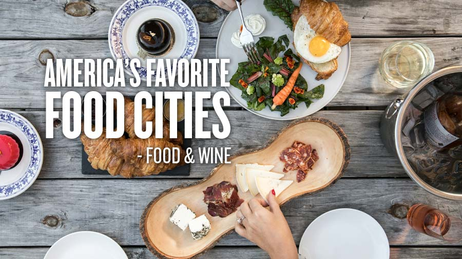 Indy One of America's Favorite Food Cities