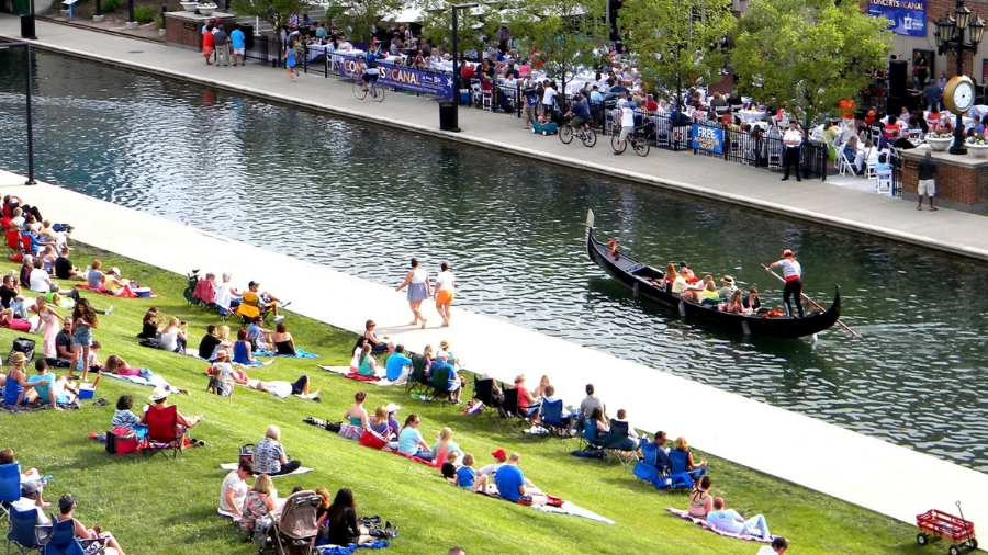 IHS Concerts on the Canal