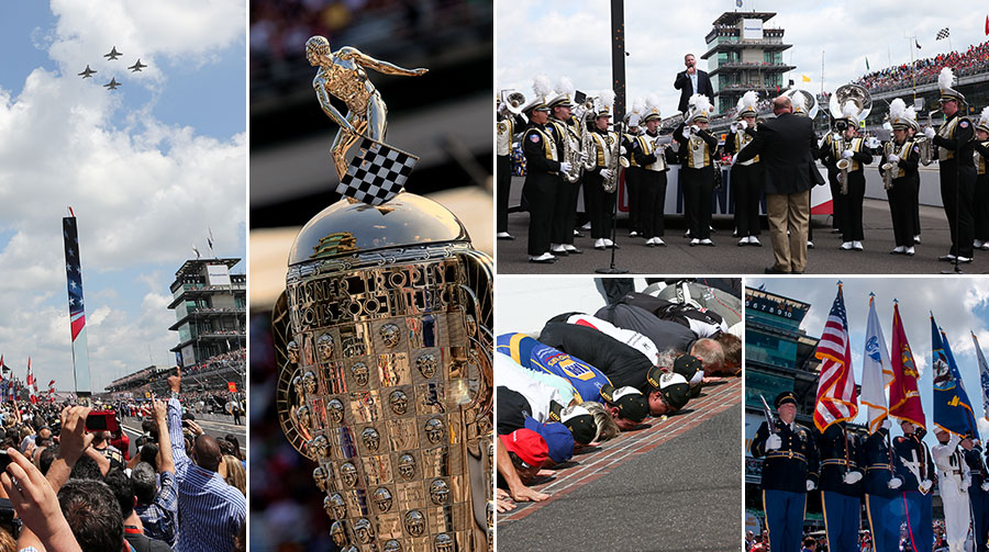 Indy 500 Traditions