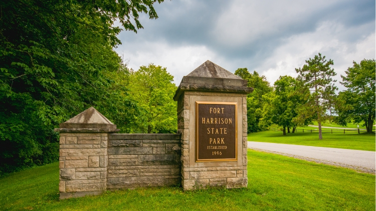 Fort Harrison State Park