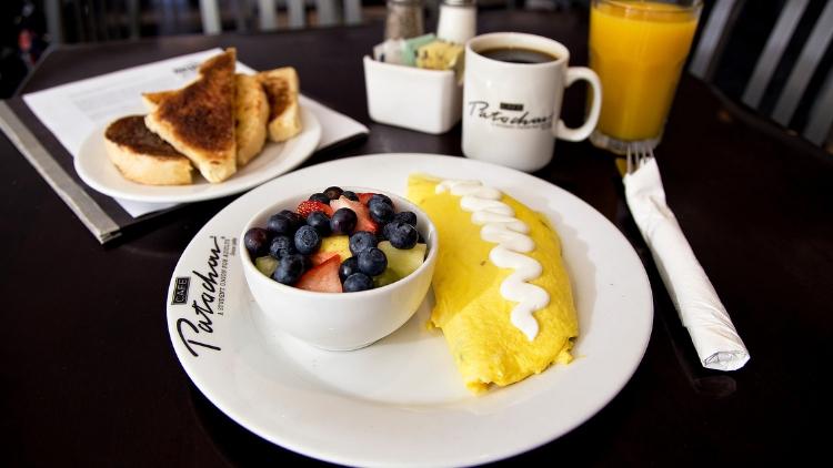 Martha Hoover's Cafe Patachou