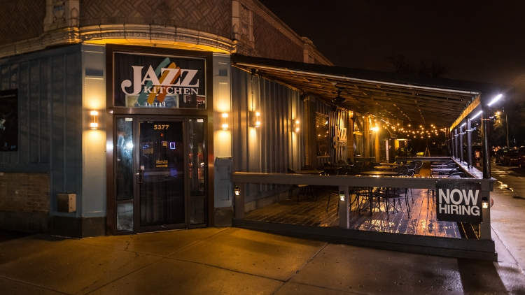 The Jazz Kitchen