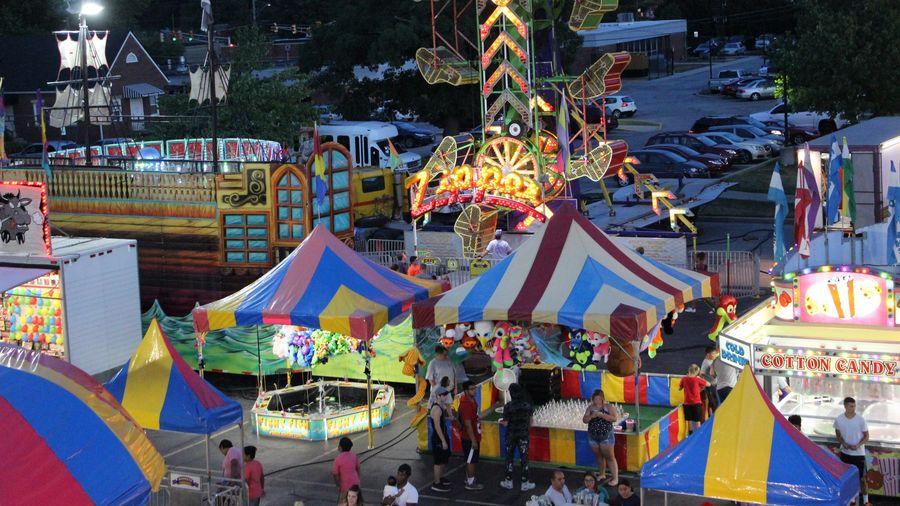 St. Chris Mid-Summer Festival