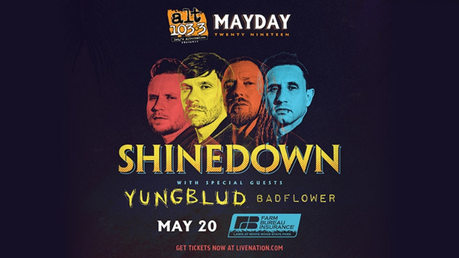 Shinedown with Yungblud and Badflower
