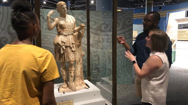 Artemis, Treasures of Ancient Greece